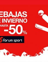 Folleto de Forum Sport Rebajas