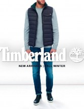 Folleto de Timberland