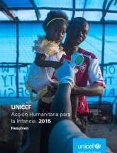 Folleto de Unicef