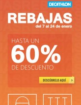 Folleto de Decathlon Rebajas