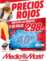 Folleto de Media Markt Rebajas