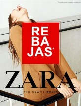 Folleto de Zara Rebajas