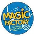 Folleto de Magic Factory