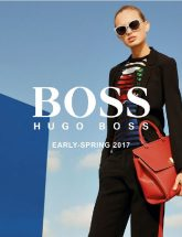 Folleto de Hugo Boss