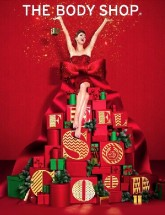 Folleto de The Body Shop Navidad