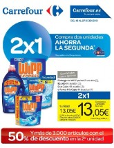 Folleto de Carrefour Rebajas