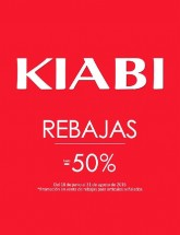 Folleto de Kiabi Rebajas