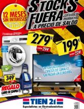 Folleto de Tien 21 Rebajas