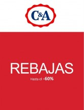Folleto de C&A Rebajas