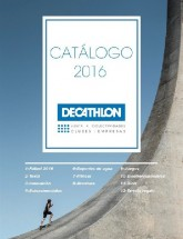 Folleto de Decathlon