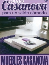 Folleto de Muebles Casanova