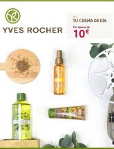 Folleto de Yves Rocher