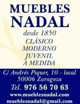 Folleto de Mobles Nadal