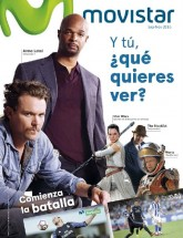 Folleto de Movistar