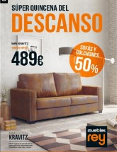 Folleto de Muebles Rey