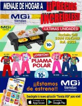 Folleto de MGI