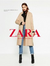 Folleto de Zara