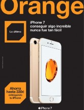 Folleto de Orange