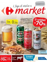 Folleto de Carrefour Market