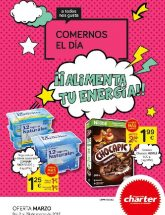 Folleto de Supermercados Charter