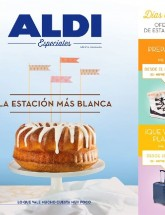 Folleto de Aldi