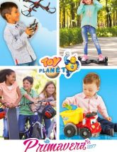 Folleto de Toy Planet