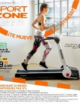 Folleto de Sport Zone
