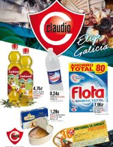 Folleto de Supermercados Claudio